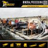 Минеральное обрабатывающее оборудование концентрируя трястиющ завод мытья штуфа золота таблицы