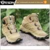 Ботинки воинского выскальзования реакции армии All-Terrain быстро облегченного упорные Hiking