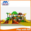 Kind Plastic Outdoor Playground Equipment für Sale