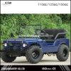 O mini jipe ATV 150cc 110cc caçoa o jipe