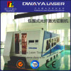 laser Metal Cutting Machine di 1mm 2mm Steel Fiber 300W