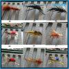 Tout le type de mouches populaires fabriquées à la main pour le pêcheur professionnel