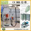 Melt quente Spraying Machine para Double Glaze Insulating Glass