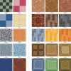 Nouveau Desing du plancher de PVC avec le plancher de plancher de vinyle de PVC et d'éponge de PVC