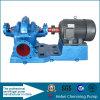 Pompe fendue centrifuge horizontale d'enveloppe de double aspiration de l'eau d'étape simple