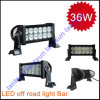 Doppeltes Row 36W LED Light Bar für Jeep Offroad SUV