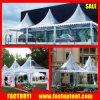 Duidelijk Dak en Kanten 6X6m Transparante Tenten van de Luifel van de Pagode voor Gebeurtenis