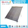 Venta caliente, colector solar de congelación anti de 12 tubos en China