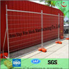 2016 Sale superiore Galvanized o PVC Coated Temporary Fence