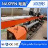 Interfingering выравнивает резец CNC стальной трубы для вырезывания пробки металла