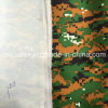 Camouflage Printed Taslon met Pu Coated voor Military Uniform