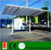 Inchina fatto Morden 2015 singolo Carport di verniciatura di alluminio americano