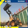 Maquinaria de construcción Xd922g mini cargador de 2 toneladas