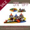 De kleurrijke Prachtige Speelplaats van de Dia van de Kinderen Multiplayers van de Pret Eindeloze (x1513-9)
