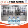 高品質自動5Lによってびん詰めにされる水充填機