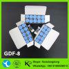 Factor liofilizado péptido 8/Gdf-8/Gdf8 de la diferenciación del crecimiento de Myostatin del polvo