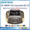 Auto-DVD-Spieler des Systems-Wince6.0 für Buick Lacrosse mit GPS DVD