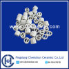 Anello di Lessing di ceramica dell'allumina per imballaggio casuale