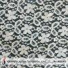 Alta calidad de nylon Tela de encaje de algodón para la ropa (M3065)