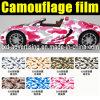 Pellicola rivestita popolare del vinile di protezione dell'automobile del camuffamento del polimero