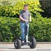 Preiswerter elektrischer Roller Segway Wind-Vagabund-verwendeten elektrische Skateboard-Erwachsene elektrischen Chariot