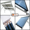Collector solaire Certified avec Solar Keymark En12975