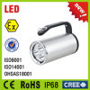 Indicatore luminoso ricaricabile protetto contro le esplosioni pericoloso della mano di IP67 LED
