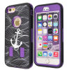 Lieferung Anchor Pattern Fall Silicone Cover für iPhone6 Plus 5.5inch