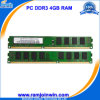 Desktopのための元のChipsets Ett DDR3 4GB RAM