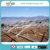Zonnepaneel, het Zonne Opzettende Systeem van de Grond