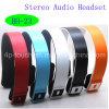 Auriculares audio estereofónicos de Bluetooth do esporte para o telefone móvel (BH-23)