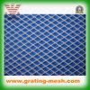 斜方形の整形電流を通された鋼鉄によって拡大される金属の網