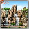 Fonte de água plástica artificial decorativa do preço de fábrica de China