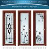 Ориентированная на заказчика красивейшая алюминиевая дверь ванной комнаты двери Casement