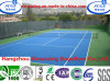 Rohsを使って、DIN Standard Waterproof PortableのテニスコートFlooring Tennis Floors