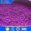 Het 4% Geactiveerde Alumina Permanganaat Kmno4 van het Kalium voor de Reiniging van de Lucht