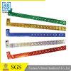 De promotie Beschikbare Plastic Plastic Manchet van de Manchet van de Armband van het Slot