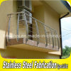 Stainlless Steel Side Mounting Balcony Railling Baluster