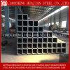 ERW schwarzes Kohlenstoff-Quadrat-Gefäß für Baumaterial