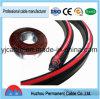 cabo liso do padrão de Austrália do condutor do cobre da bainha do PVC de 2 ou 3 núcleos