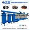 Máquina de alto rendimiento de la briqueta del carbón de leña del coco