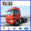 FAW 대형 트럭 트럭 트랙터 중국 6X4 트랙터 트럭
