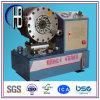 Máquina de friso da maquinaria da mangueira hidráulica do Ce da potência do Finn