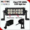 36W van uitstekende kwaliteit van Road LED Light Bar