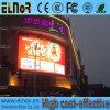 Tela de exposição ao ar livre do vídeo do anúncio comercial do diodo emissor de luz P10