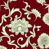 Impression 1205 de Digitals de tissu en soie de mode