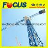 Gru a torre di serie di Qtz di alta qualità con Max Hoisting Capienza 6t 10t