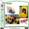 Kiddie Shopping Trolley mit Baby Spaziergänger für Supermarket