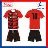 Healong a tricoté les Jersey en gros bon marché du football de sublimation