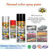 Gute Qualitätsspray-Farbe, arbeiten Farbe, Auto-Farbe nach